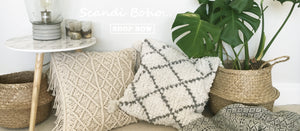 Scandi Boho | Home Accessories | The Den & Now