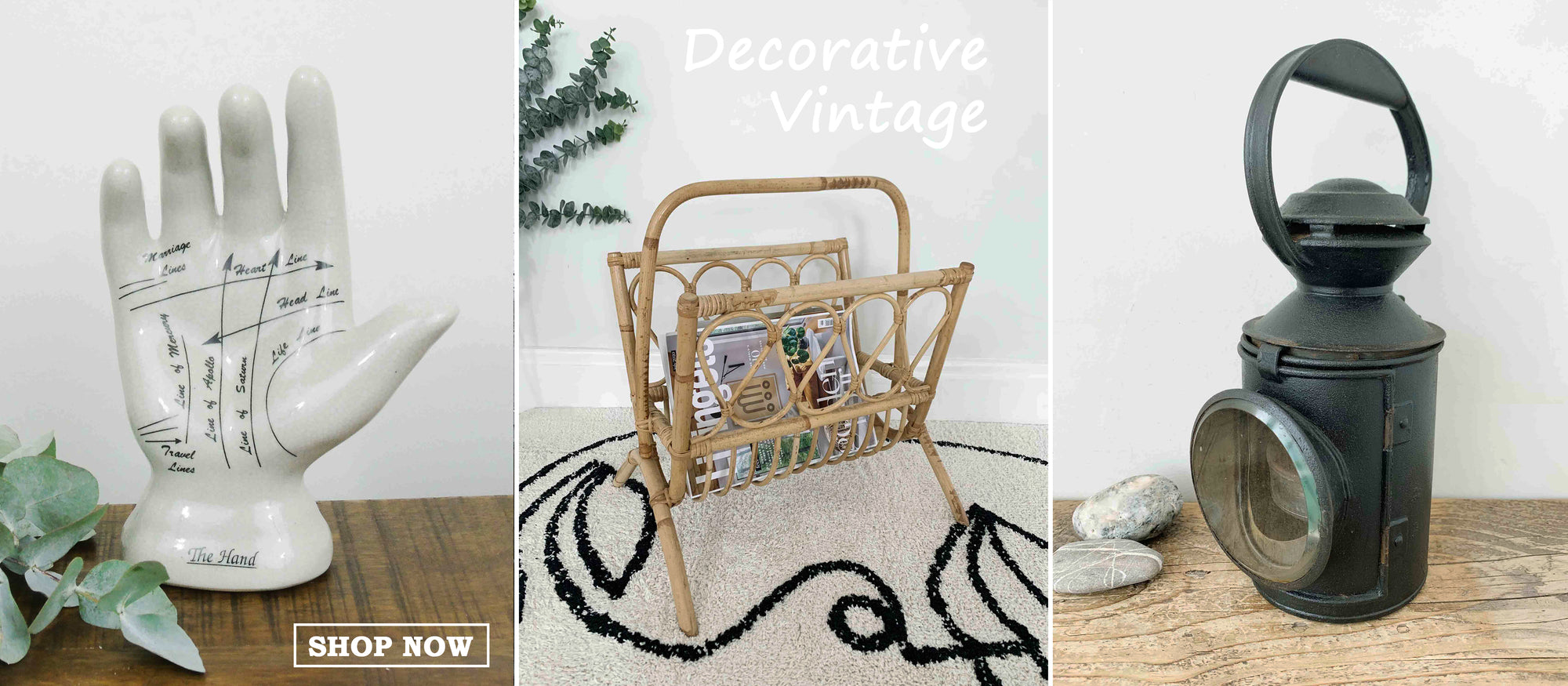 Decorative | The Den & Now