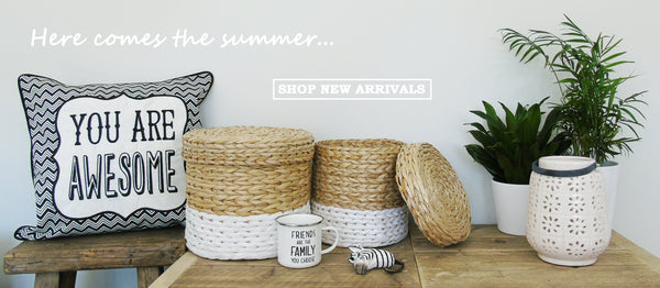 New Arrivals | Here Comes The Summer | The Den & Now