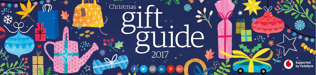 The Guardian | Christmas Gift Guide 2017