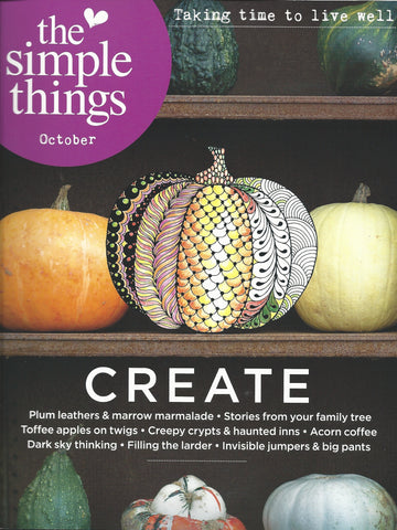 The Simple Things | October 2019