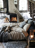 Hygge Inspiration | Source: Pinterest