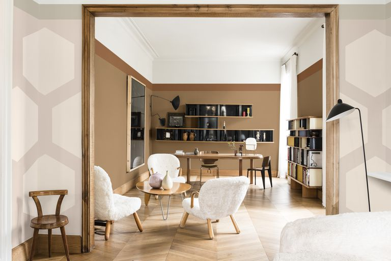 Dulux Colour of the Year 2019 'Spiced Honey'