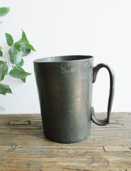 19th Century Pewter Tankard | The Den & Now