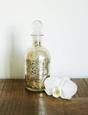 Antique Gold Perfume Bottle