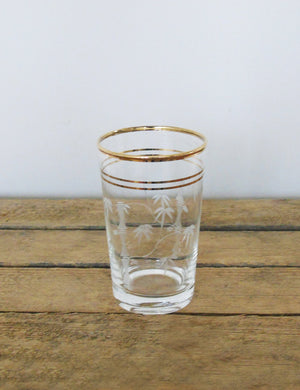 Bamboo Highball Glass