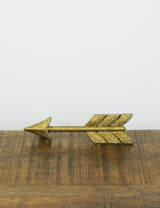 Brass Arrow Drawer Knob