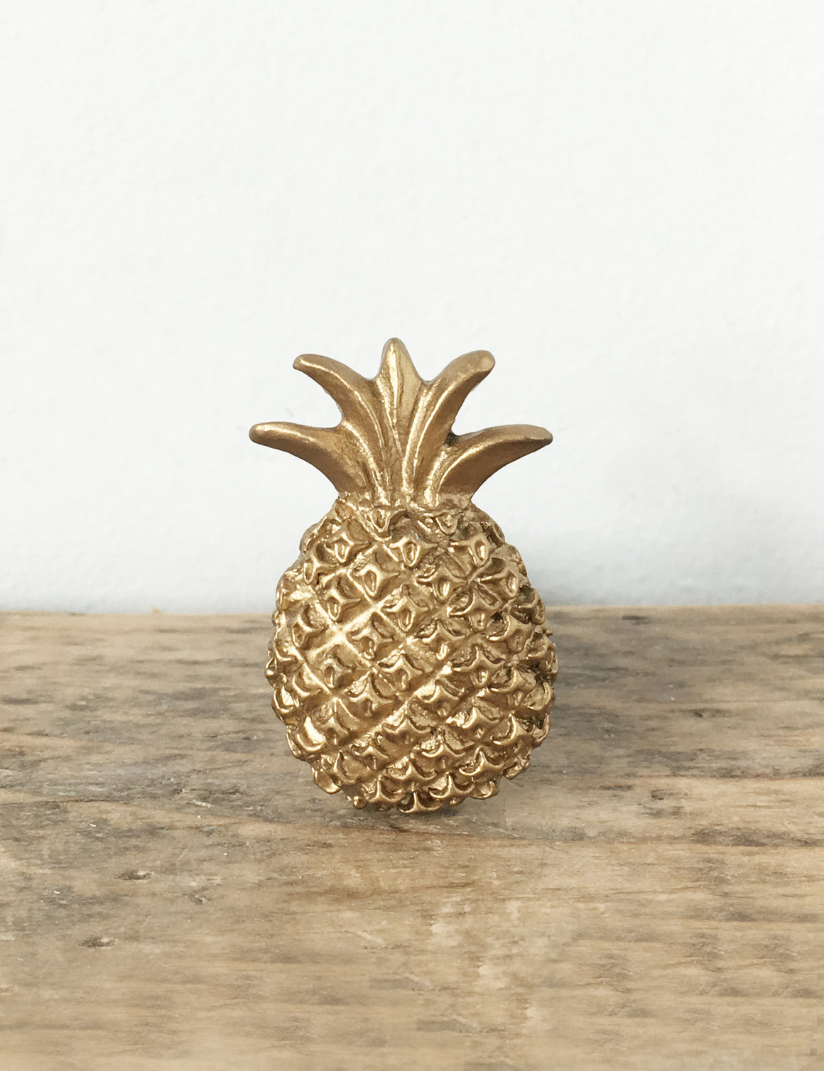 Brass Pineapple Drawer Knob