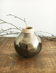 Bronze Bulb Vase | The Den & Now