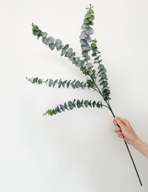 Faux Eucalyptus Spray - Large