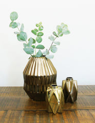 Geometric Ceramic Vases | Buy Stylish Homeware | The Den & Now
