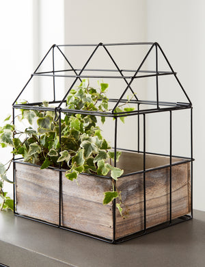 Greenhouse Planter