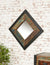 Industrial Reclaimed Square Mirror