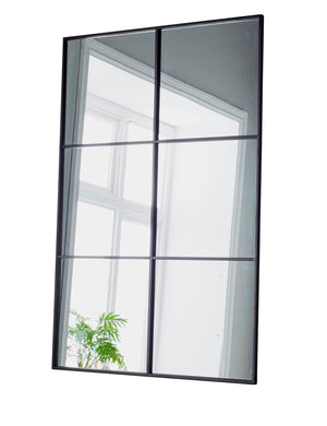 Industrial Window Mirror