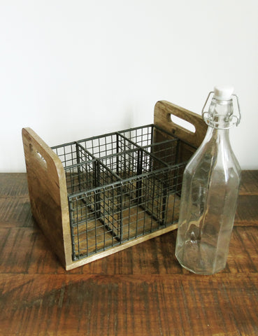 Industrial Wire Bottle Carrier