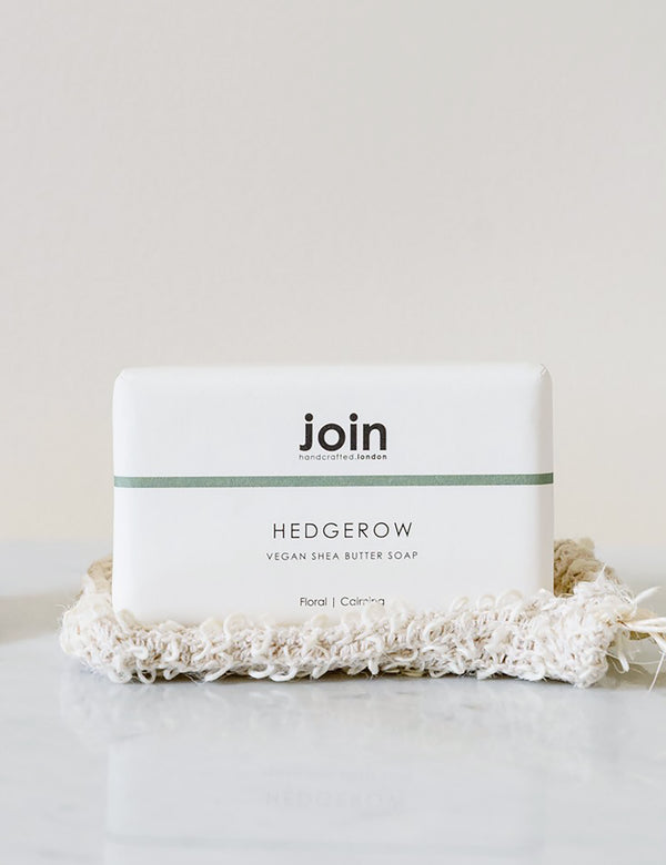 Join Vegan Hedgerow Shea Butter Soap Bar
