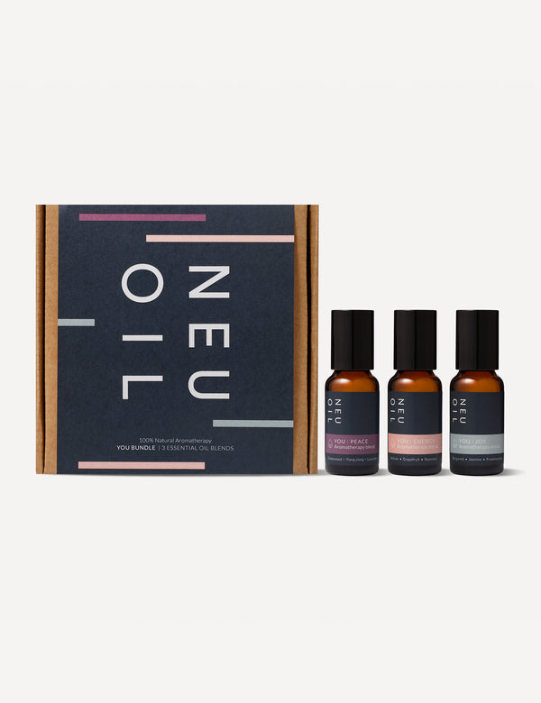Neu Oil You Roller-Ball Blend Gift Set