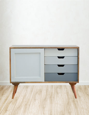 Nordic Handcrafted Sideboard