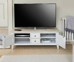 Nordic Grey Widescreen TV Stand