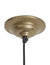 Brass Ceiling Rose by Industville
