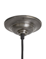 Dark Pewter Ceiling Rose by Industville