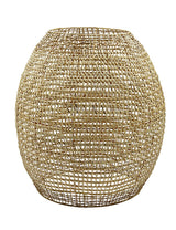 Rattan Natural Drum Light Shade