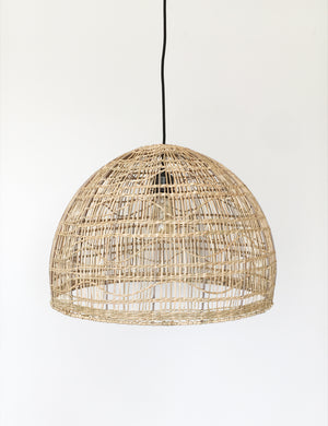 Rattan Natural Light Shade
