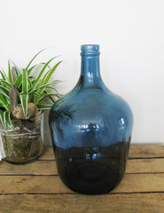 Recycled Glass Bottle Vase | Buy Stylish Homeware | The Den & Now