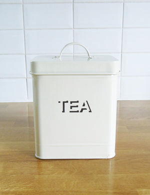 Retro Storage Canisters - Tea