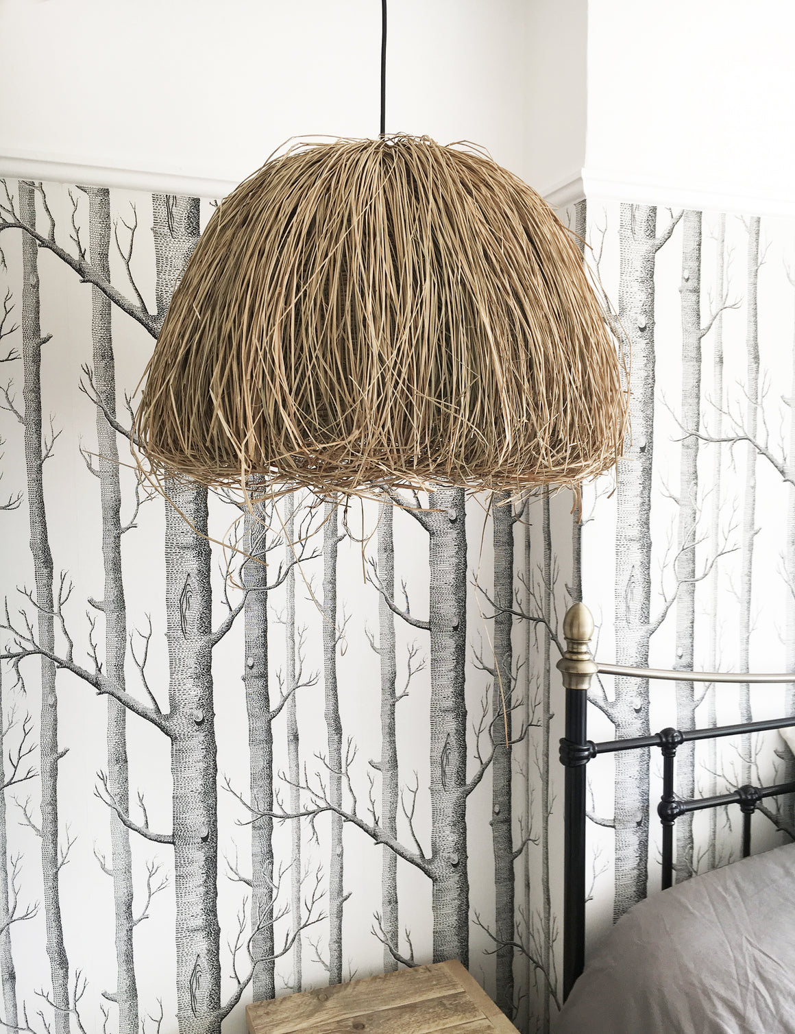 Seagrass Natural Light Shade