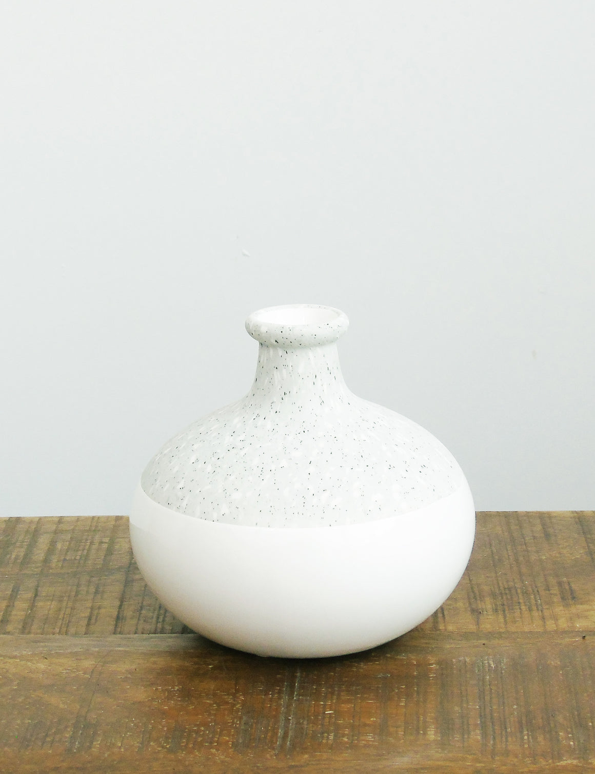 Stone Finish Ceramic Vases