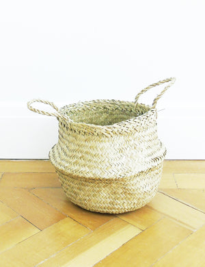 Seagrass Storage Basket - small