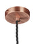 Copper Ceiling Rose by Industville