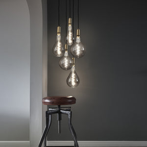 Vintage Sleek Edison Lights by Industville