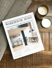 Warehouse Home Book | The Den & Now