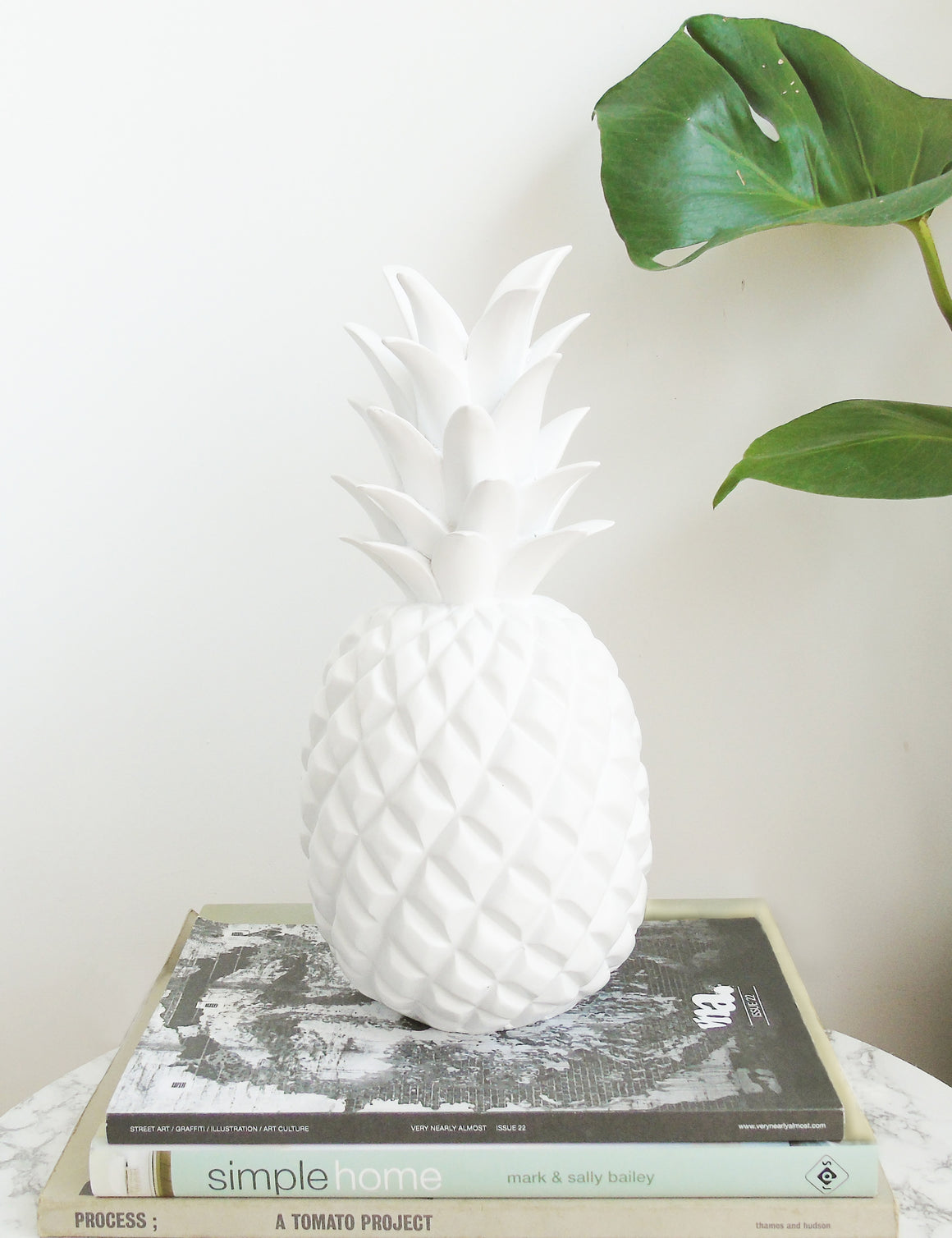 White Pineapple