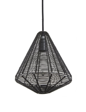 Wire Cage Cone Pendant Light by Industville