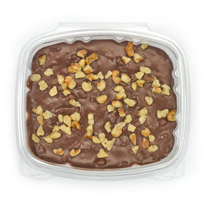 Chocolate Walnut Fudge (Set of 3 trays or 1 gift box)