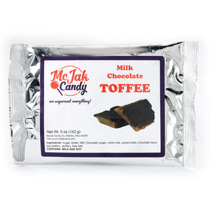 Milk Chocolate Toffee (Set of 3 trays or 1 gift box)