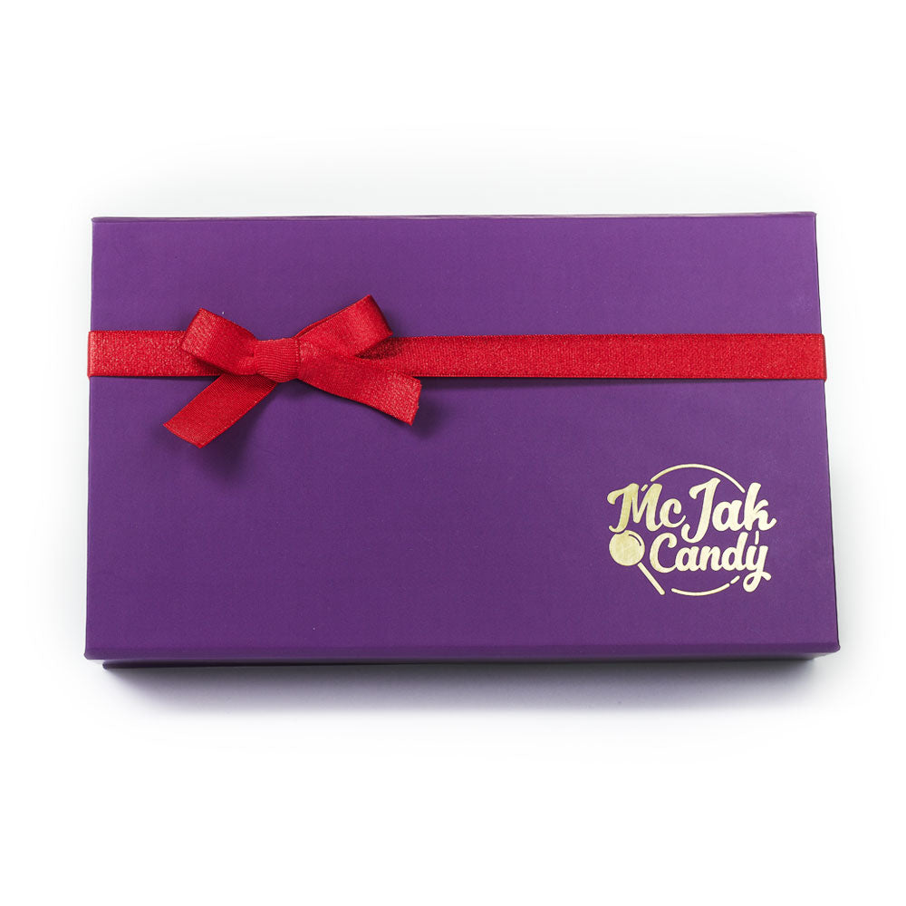 Dark Chocolate Sea Salt Toffee (Set of 3 bags or 1 gift box or tin)