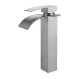 "Raina 10"" Single Hole Vessel Sink Bathroom Faucet"