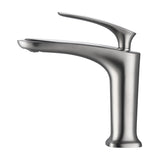 Brianna 7-Inch Single Hole Bathroom Sink Faucet