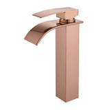 Eisen Home Raina Faucet - Polished Rose Gold