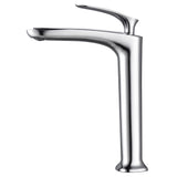 Brianna 11-Inch Vessel Sink Bathroom Faucet
