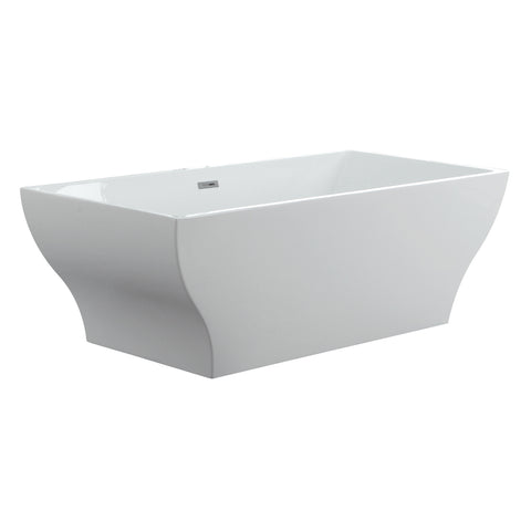 Hera Freestanding Acrylic Bathtub