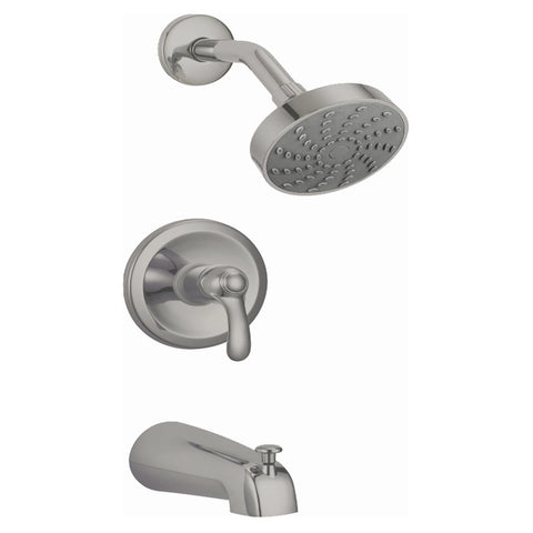 Rhine Single Function Showerhead with Faucet