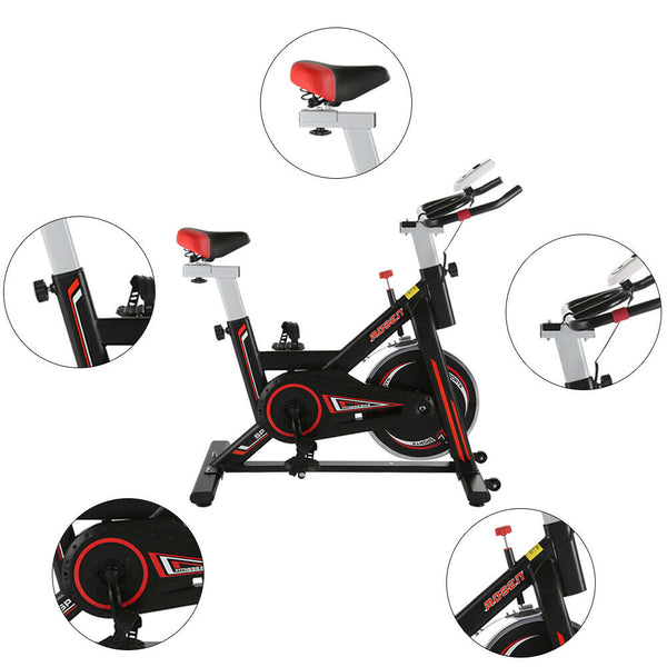 Premium Indoor Bike/Cycle Machine for Home Workouts/Fitness