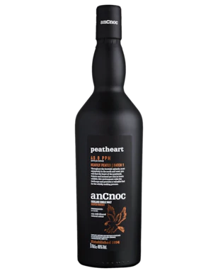 AnCnoc Peatheart Scotch Whisky  700ml
