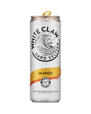 White Claw Hard Seltzer Mango 330ml