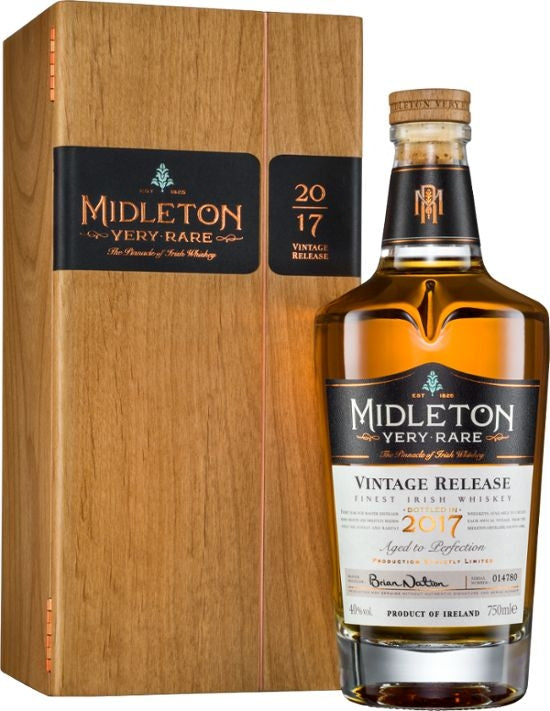 Midleton Very Rare Vintage Release 2017 Irish Whiskey 700ml